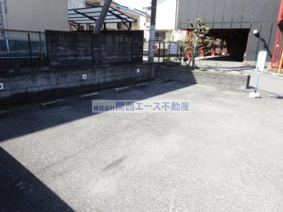 【駐車場】サウス柿木