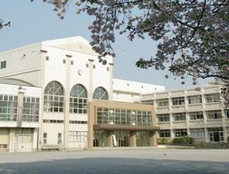 馬込中学校