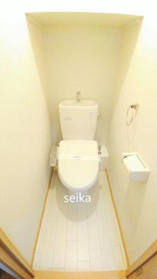 【トイレ】カーサ