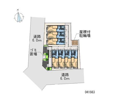【区画図】シティーストーン