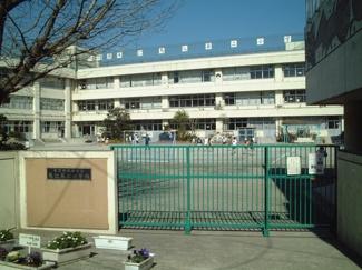馬込第二小学校
