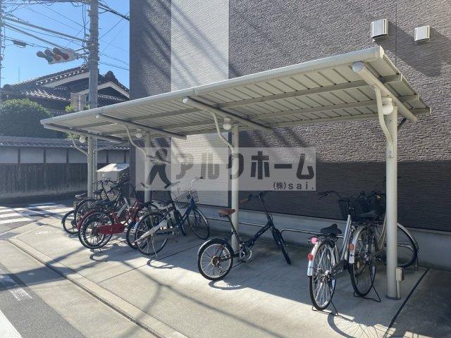レジデンシャルパセオ柏原堅下 浴室