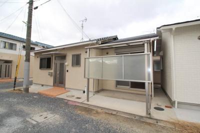 【外観】上野東田中貸家