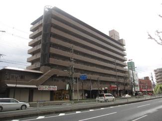 谷町線「喜連瓜破」駅、徒歩5分。