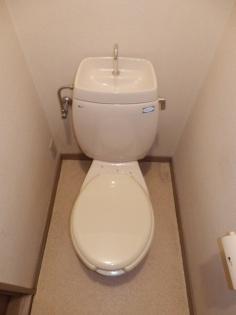 ヴェールメゾンⅡのトイレ