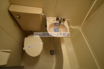 【トイレ】プレアール小阪