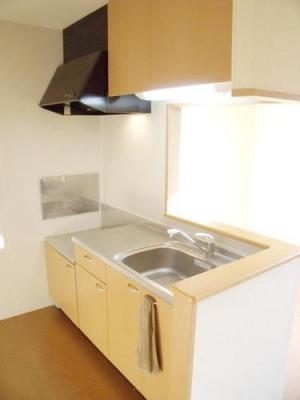 フレンドハウス23のキッチン