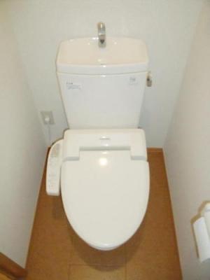 フレンドハウス23のトイレ