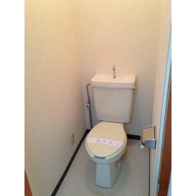 バークズクルー検見川のトイレ