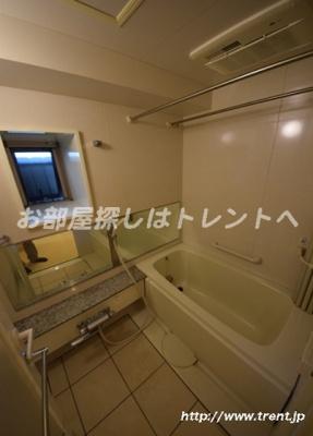【浴室】D'クラディアイヴァン御茶ノ水