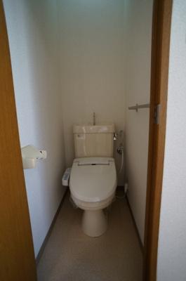 【トイレ】シティハイムけやき