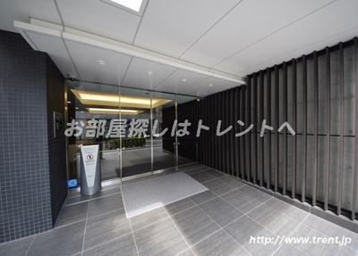 【エントランス】セントラルレジデンス御茶ノ水ヒルトップ