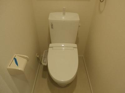 リブリ・エールのトイレ