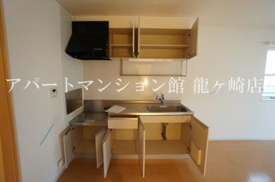 【キッチン】グラシオッソ