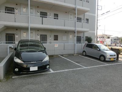 【駐車場】トーヨー柏ハイム