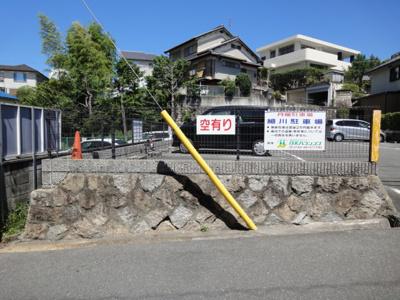 【外観】細川駐車場