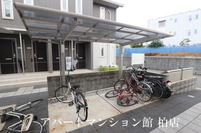 ★敷地内駐車場