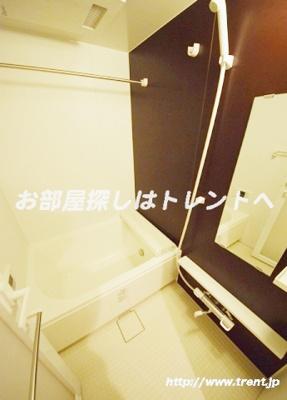【浴室】パティオ市谷