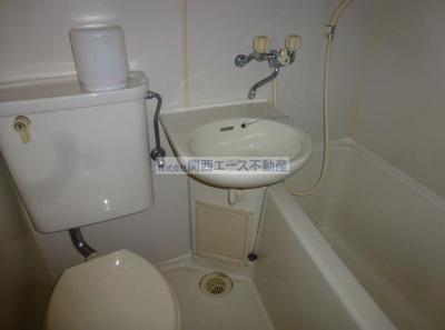 【浴室】サングランデ永和