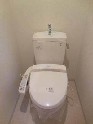 【トイレ】エステムプラザ神戸水木通グランクロス
