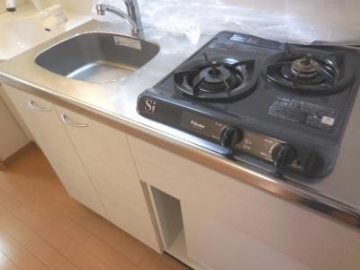 【キッチン】エステムプラザ神戸水木通グランクロス
