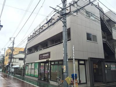 【外観】ロジェ西蒲田