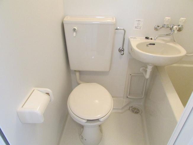 【トイレ】戸高戸建