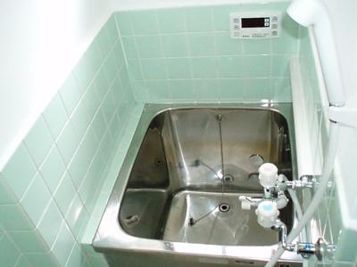 【浴室】北条町2丁目テラスハウス