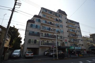 【外観】玉川台スカイマンション