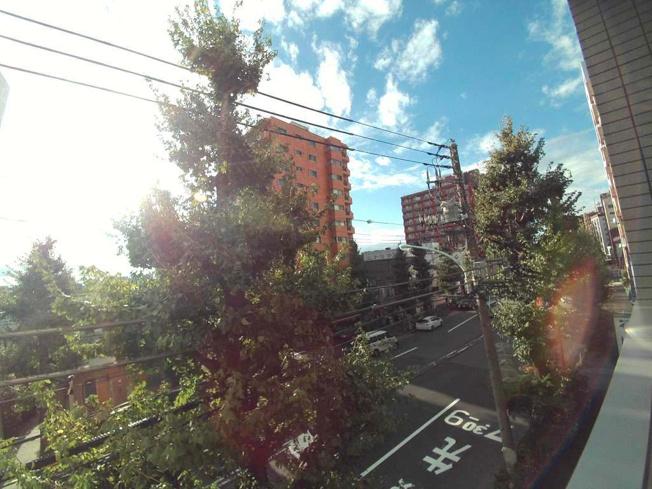 3階からの眺望です。【レジディア文京本駒込】