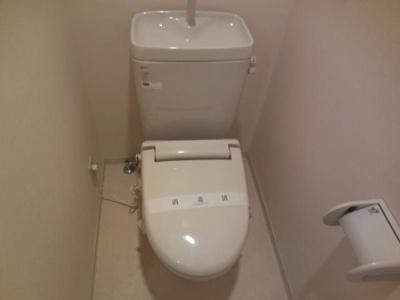 【トイレ】プラーフ羽坂