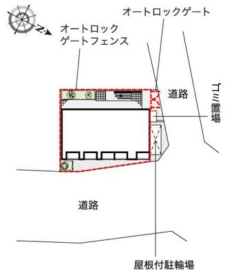 【設備】レオネクストクリサンス