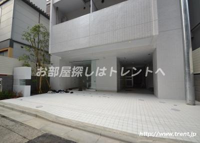 【外観】クレイシア新宿御苑前