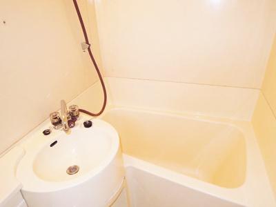 【浴室】ハピネスプラザ
