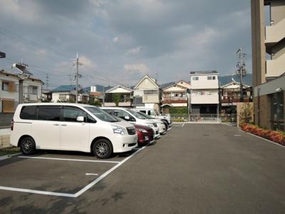 【駐車場】メゾン新町