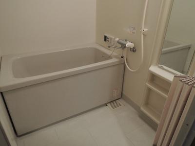 【浴室】ヴェルデコート高安