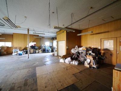【内装】前田工場・倉庫