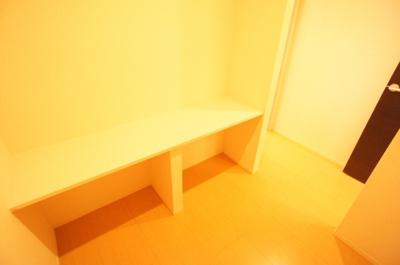 ★家事スペースはちょっとした収納としても