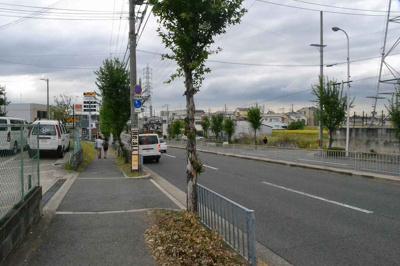 【周辺】中区八田北町倉庫付事務所