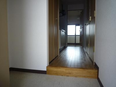 【玄関】リバーサイド金岡五番館