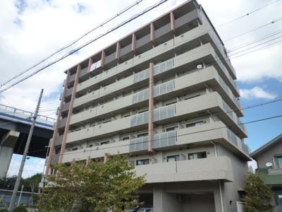 【外観】リバーサイド金岡五番館