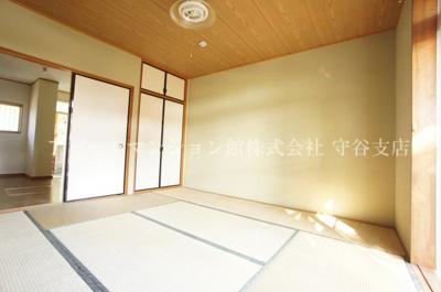 【寝室】清風ハイツB
