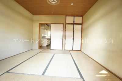 【和室】清風ハイツB