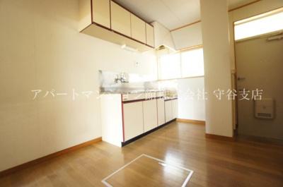 【キッチン】清風ハイツB
