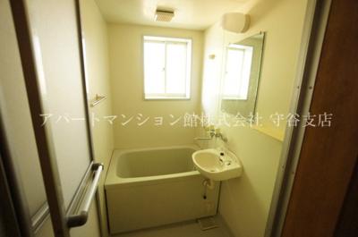 【浴室】清風ハイツB