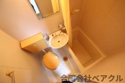 【浴室】ドミール東野