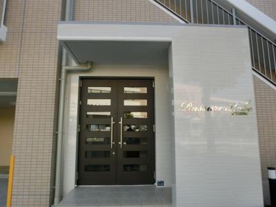 【セキュリティ】Rassurer Kobe(ラシュレ神戸)
