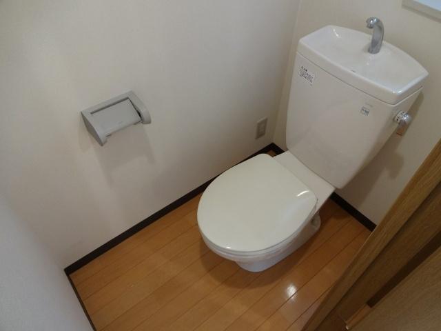 【トイレ】ハートフルOKA