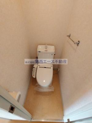 【トイレ】新石切グランドハイツ