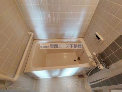 【浴室】新石切グランドハイツ